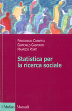 copertina Statistics for Social Research