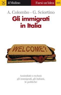 copertina Gli immigrati in Italia