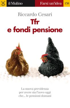 copertina Tfr e fondi pensione