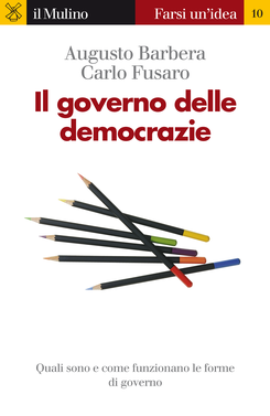 copertina Il governo delle democrazie