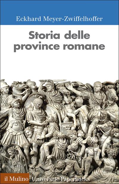 Cover Storia delle province romane