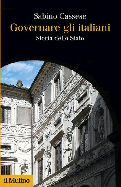 Cover Governare gli italiani