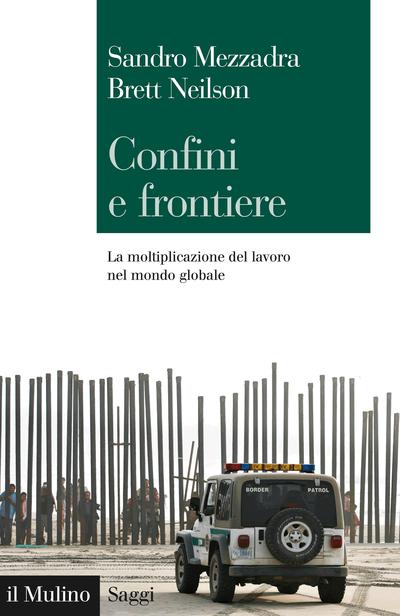 Cover Confini e frontiere