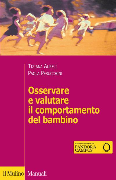 Cover Osservare e valutare il comportamento del bambino
