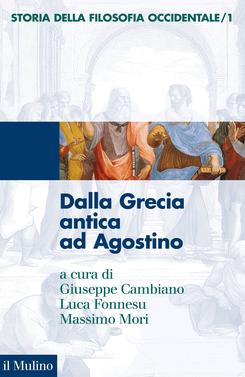 copertina Storia della filosofia occidentale 1