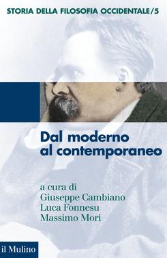 copertina Storia della filosofia occidentale 5