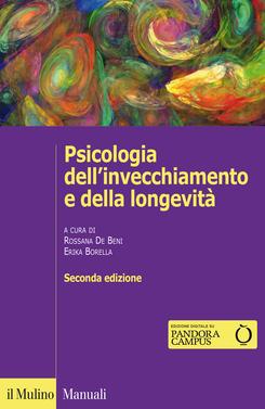 copertina Psicologia dell' invecchiamento e della longevità