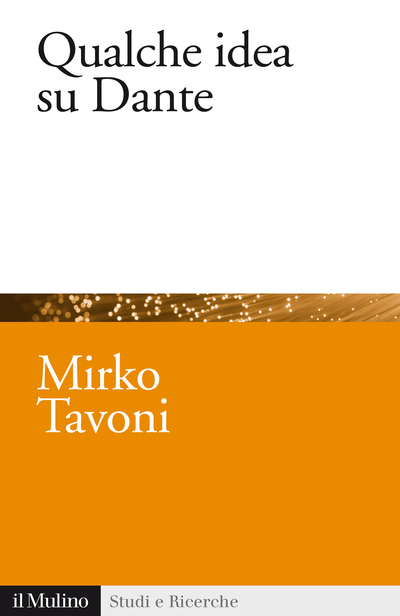 Cover Qualche idea su Dante