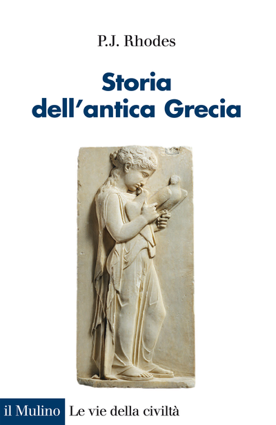 Cover Storia dell'antica Grecia