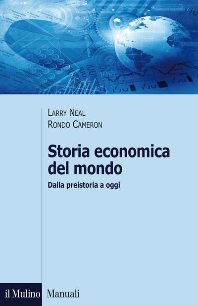 Cover Storia economica del mondo