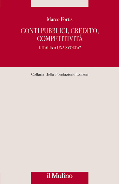 Cover Conti pubblici, credito, competitività