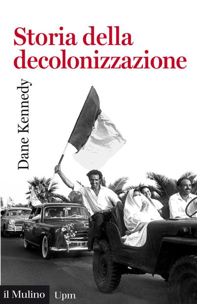 Cover Storia della decolonizzazione