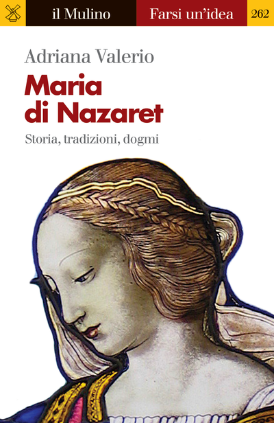 Cover Mary of Nazaret