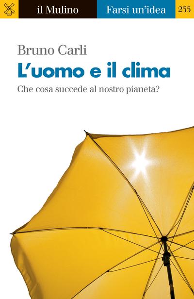 Copertina L'uomo e il clima