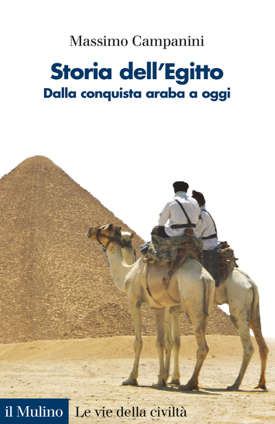 Copertina Storia dell'Egitto