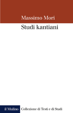 copertina Studi kantiani