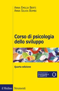 copertina Corso di psicologia dello sviluppo