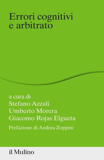 Cover Errori cognitivi e arbitrato