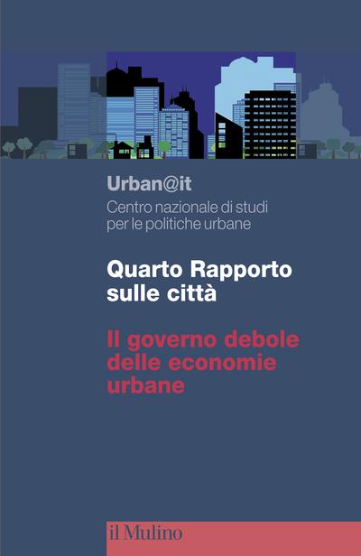 Cover Quarto rapporto sulle città