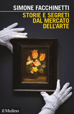 copertina Storie e segreti dal mercato dell'arte