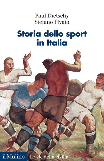 Cover Storia dello sport in Italia