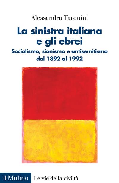 Cover La sinistra italiana e gli ebrei