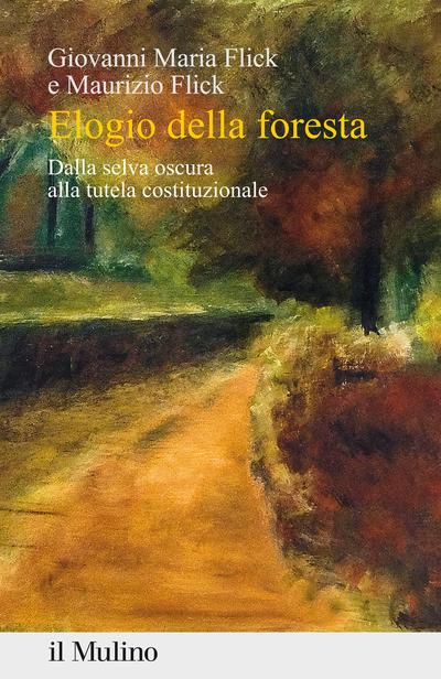 Copertina Elogio della foresta