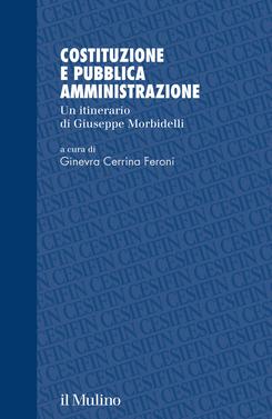 copertina Costituzione e pubblica amministrazione