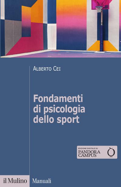 Cover Fondamenti di psicologia dello sport