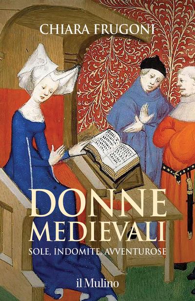 Cover Donne medievali